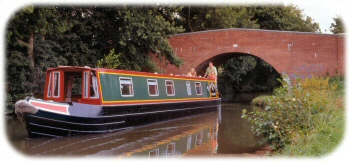 contact us about building a new narrowboat or canal boat.